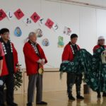 新年お楽しみ会(保育園・子育て支援センター)