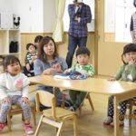2歳児教室めばえ組開講式