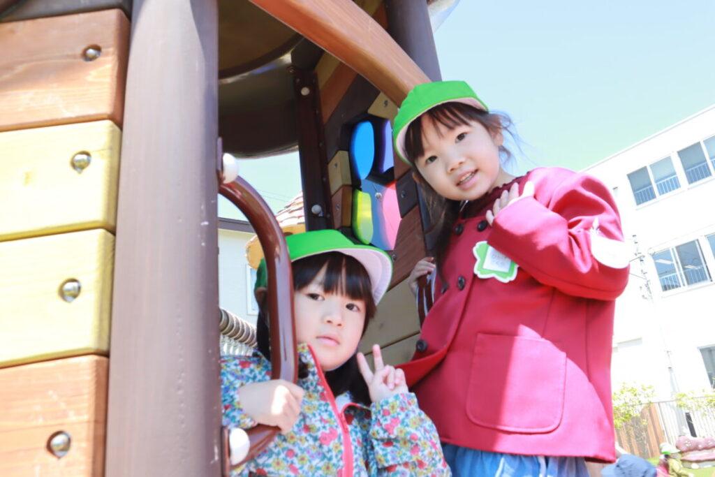 "<span class=""title"">幼稚園での様子(年中組)</span>"